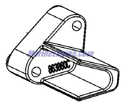 MerCruiser 8.1L Inboard (H.O.) Starter & Alternator Parts