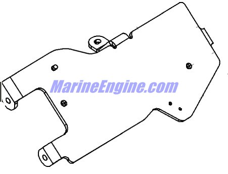 MerCruiser 350 Mag MPI Alpha / Bravo Shift Bracket