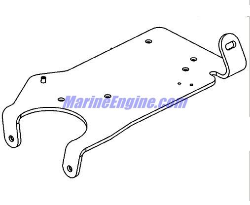 MerCruiser 496 Mag EC (H.O. Model) Lifting Brackets