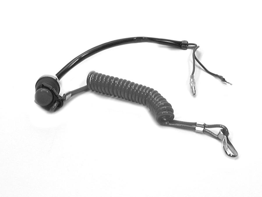 Mercury Marine 3 HP Recoil & Ignition Components (Breaker