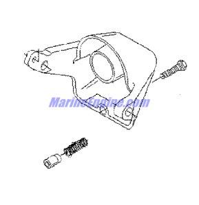 Mercury Marine 20 HP Jet Jet Pump Assembly Parts