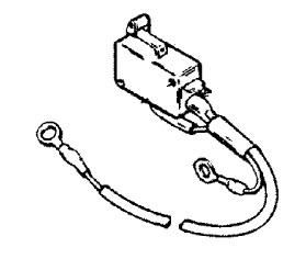 Mercury Marine 25XD HP Harness & Start Components Parts