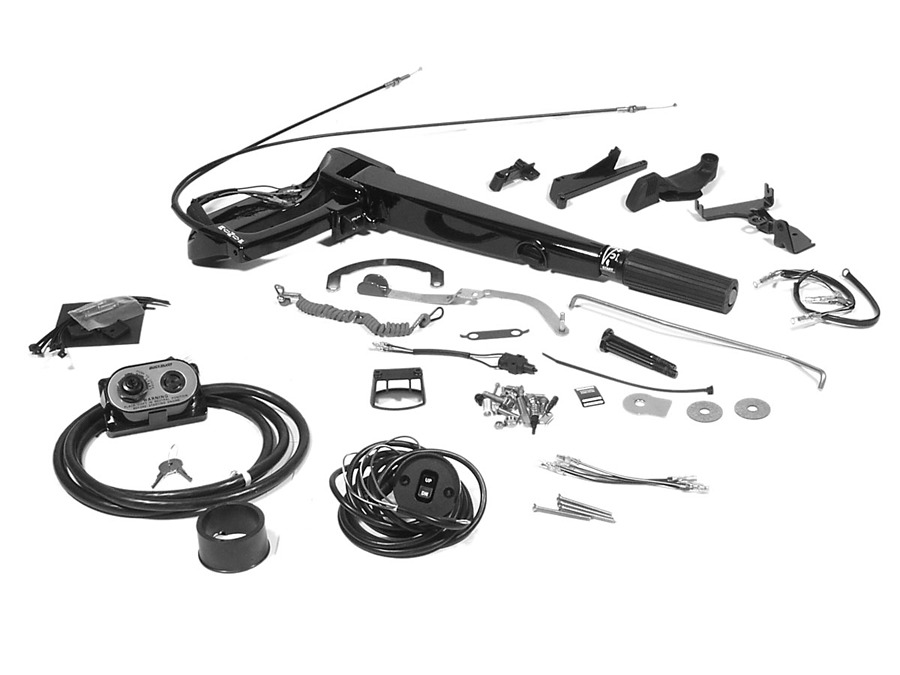 Mercury Marine 50 HP (4-Stroke) (4 Cylinder) Accessories Parts