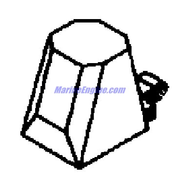 Mercury Marine 90 HP EFI (4-Stroke) Vapor Separator Parts