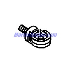Mercury Marine 115 HP EFI (4-Stroke) Starter Motor Parts