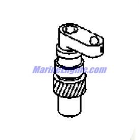 MerCruiser 8.1L TowSport (Base) Block, Camshaft & Pistons