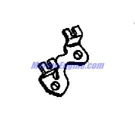 MerCruiser 7.4L MPI MIE (L29) Gen. VI GM 454 V-8 1998-2000