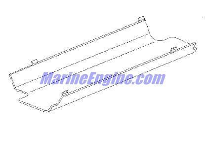 MerCruiser 496 Mag (H.O. Model) Intake Manifold Parts