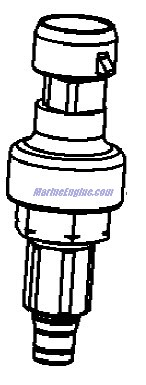 MerCruiser 5.0L MPI Alpha / Bravo Power Steering