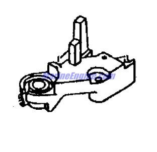 Mercury Marine 225 HP EFI (4-Stroke) Shift Linkage Parts