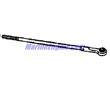 Mercury Marine 225 HP EFI (4-Stroke) Throttle Linkage Parts