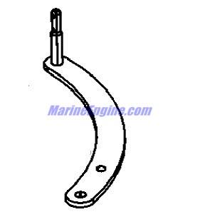 Mariner 75 HP EFI (4-Stroke) Exhaust Plate Parts