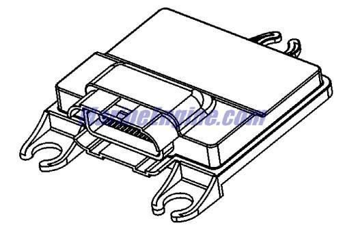 Mercury Marine Electrical Command Module Kit, Console