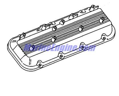 MerCruiser 496 Mag (H.O. Model) Cylinder Head Parts
