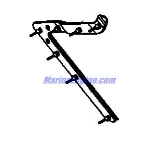 Mercury Marine 300 HP Verado (4-Stroke) (6 Cylinder) Rear