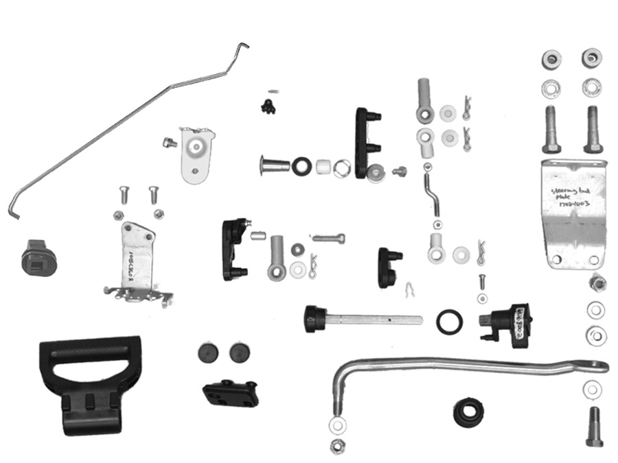 Mariner 9.9 HP (4-Stroke) (209 cc) Accessories Parts