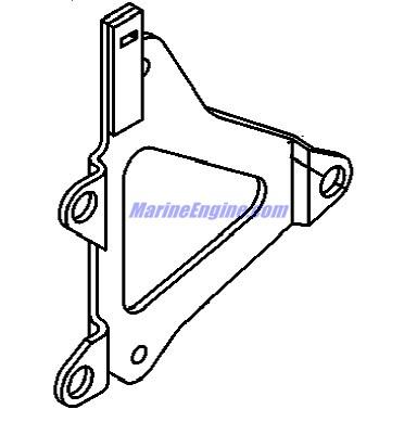Mercury Marine 25 HP EFI (3 Cylinder) (4-Stroke) Flywheel