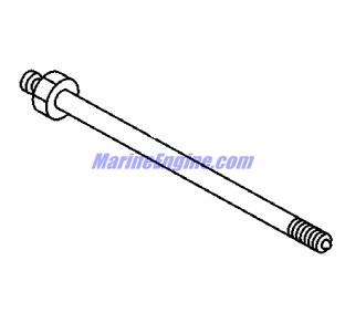 Mercury Marine 25 HP EFI (3 Cylinder) (4-Stroke) Clamp