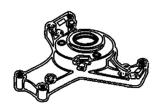 Mercury Marine 30 HP EFI (3 Cylinder) (4-Stroke) Flywheel