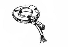Mercury Marine Model 500, 50 HP Flywheel, Ignition Coil