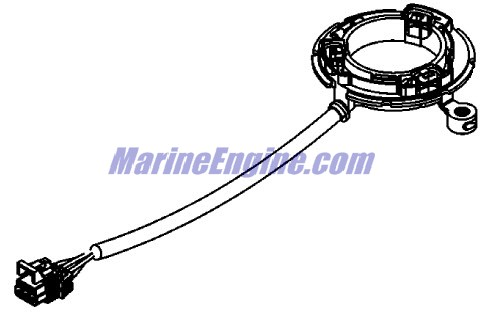 Electrical Components(Flywheel / Starter) for Sportjet