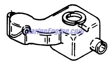 MerCruiser 3.0L GM 181 I / L4 Closed Cooling System Parts