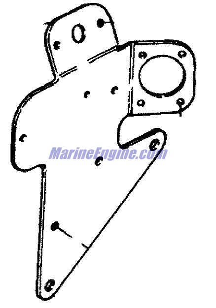 MerCruiser 3.0L GM 181 I / L4 1987-1989 Wiring Harness