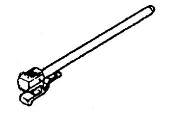 Force 70 HP (1991-1995) Swivel Brackeet / Stern Brackets