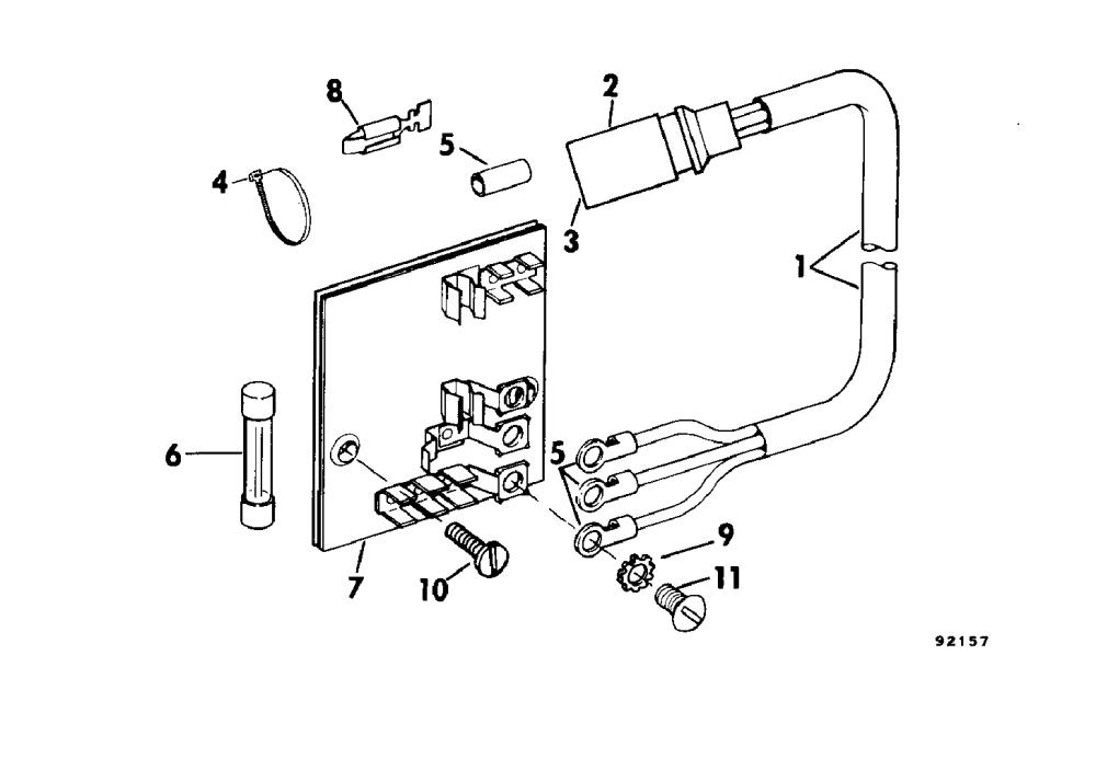 medium resolution of omc kill switch wiring diagram mercruiser throttle control