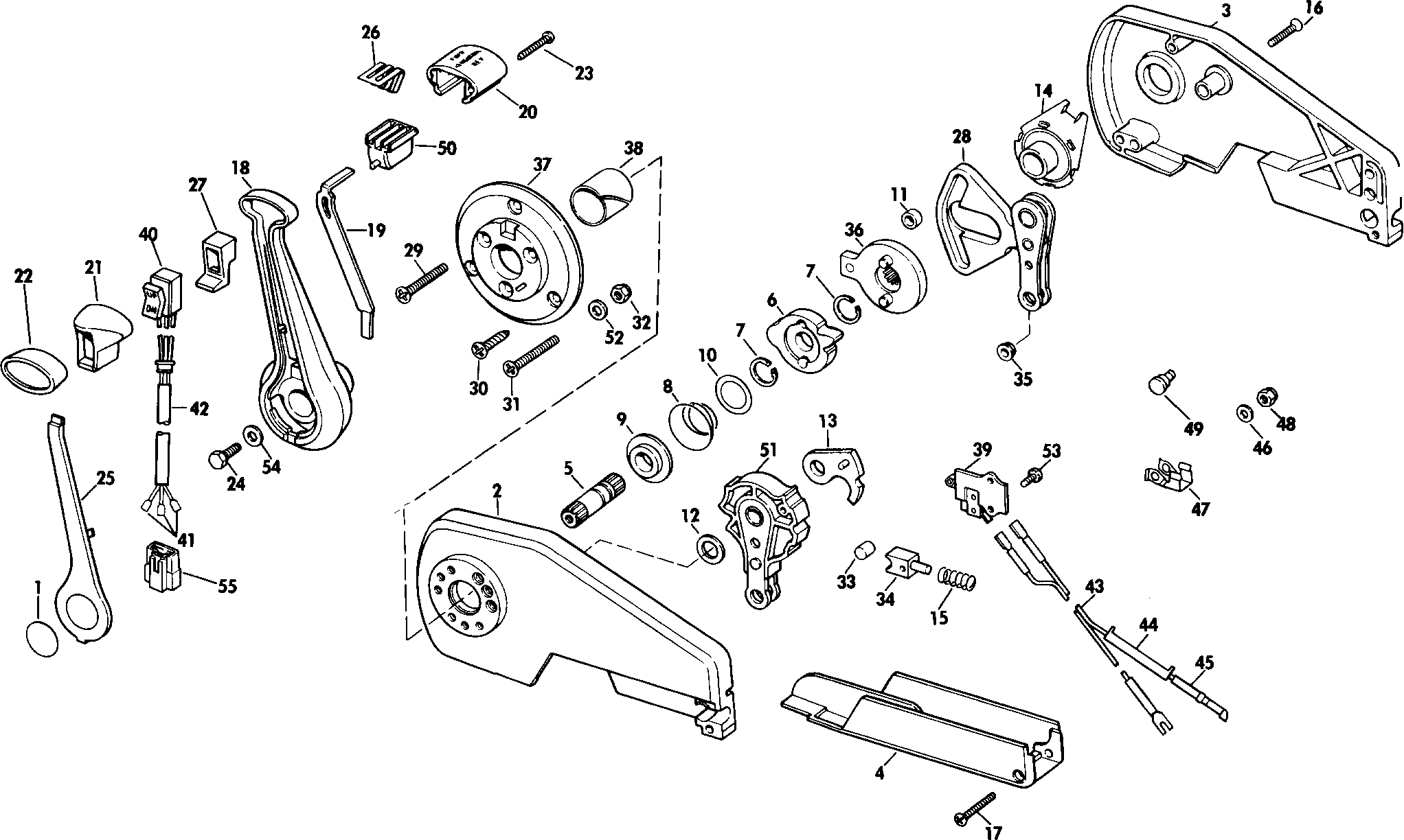 Remote Control Assembly