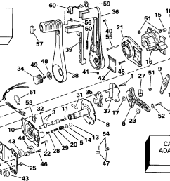 remote control concealed side mount remote controls 1991 johnson boat motor wiring diagram 1991 johnson wiring [ 1419 x 1024 Pixel ]