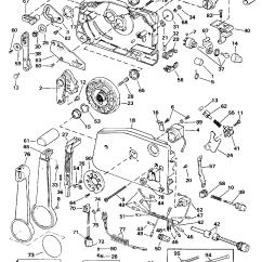 Evinrude 70 Wiring Diagram Cisco Network Symbols Diagrams 1991 Hp Auto