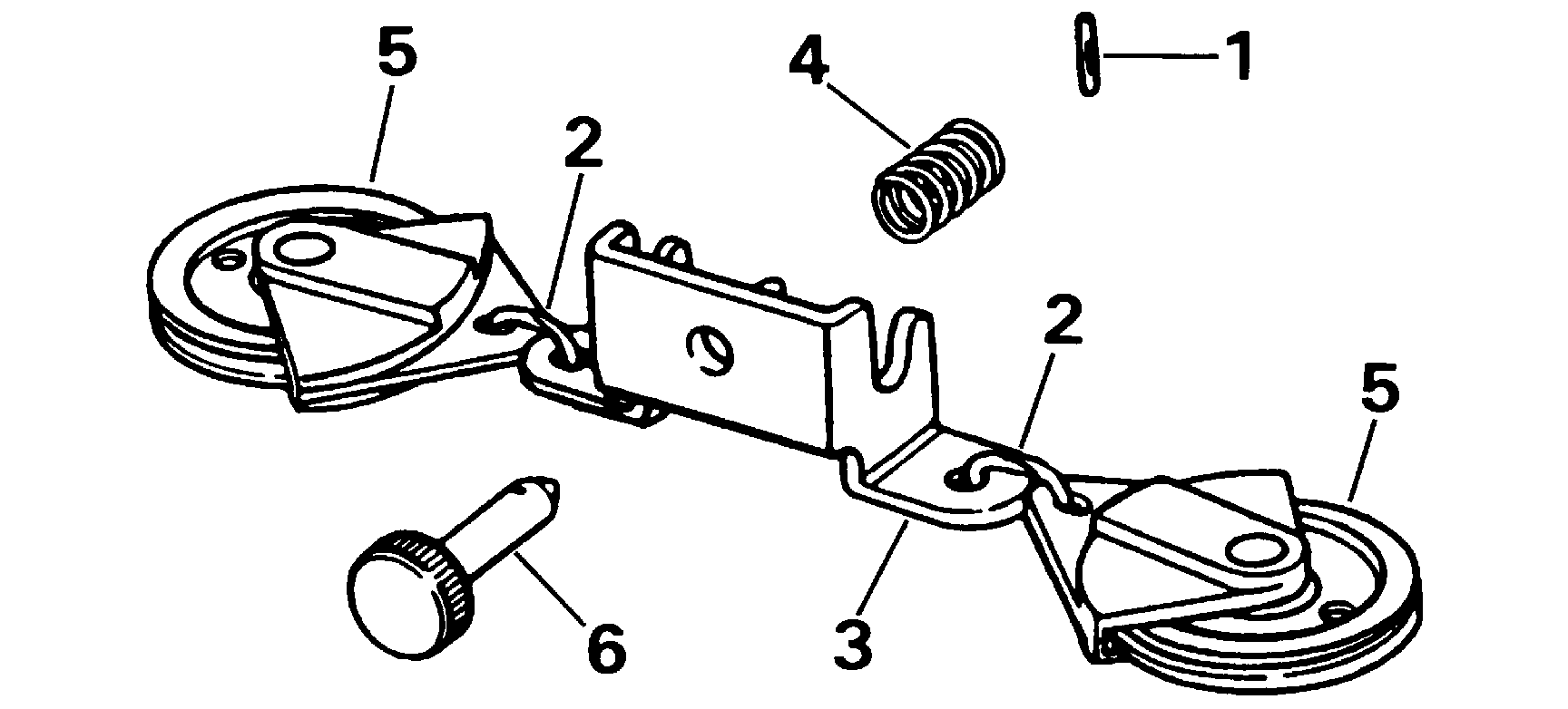 Cable And Pulley Steering For Boats