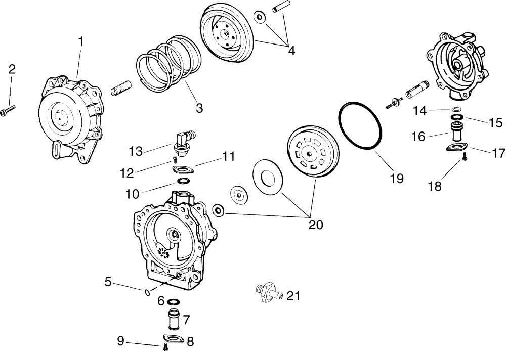 medium resolution of johnson vro fuel pump diagram wiring diagram for you johnson vro fuel pump diagram