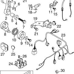 25 Hp Johnson Outboard Parts Diagram Kitchenaid Artisan Mixer Adapter Kit V Twin 4 Stroke Remote Controls