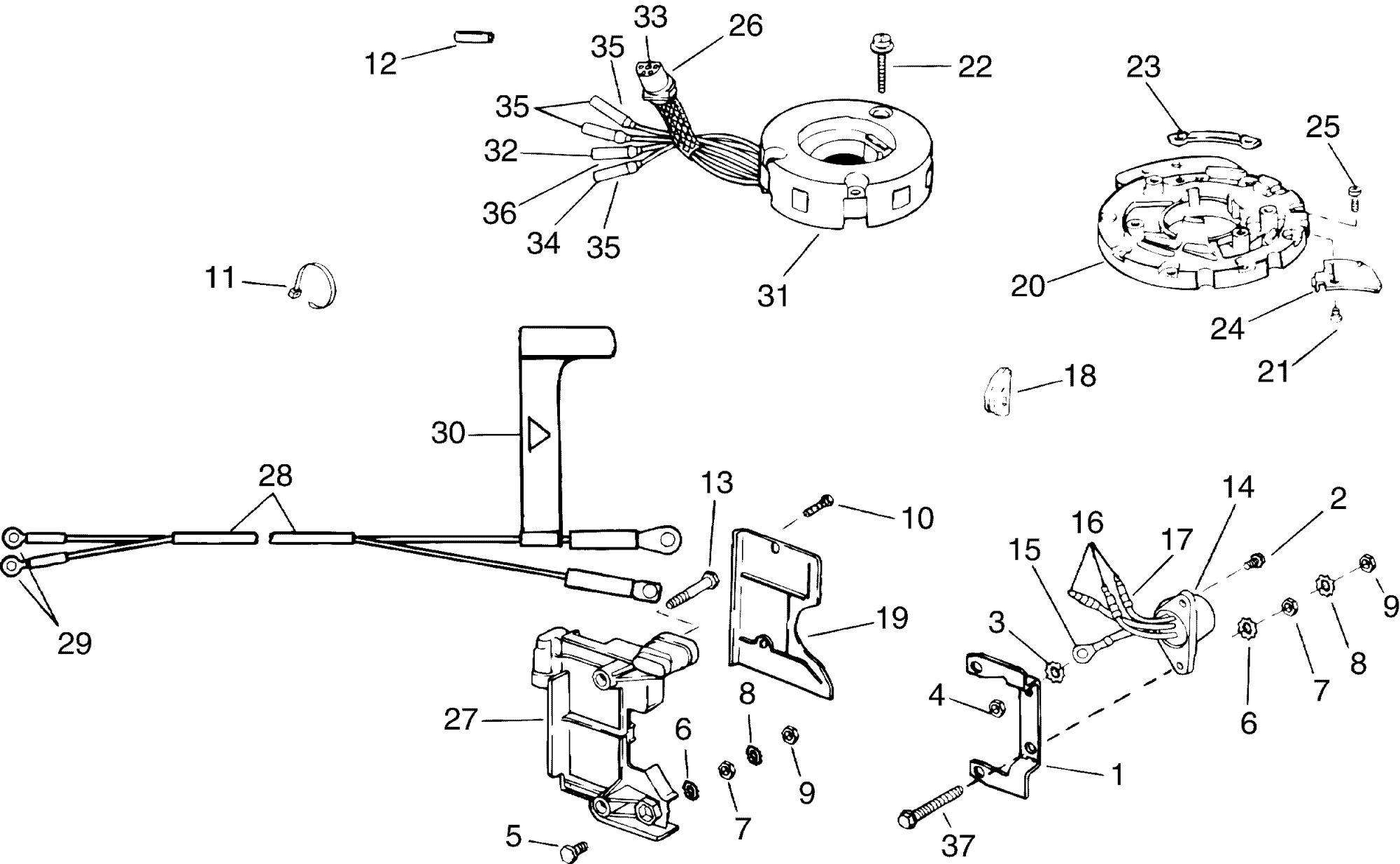 hight resolution of mercury outboard wiring diagrams mercury 850 wiring 1978 mercruiser 120 wiring diagram 1977 mercury 850 outboard wiring diagram