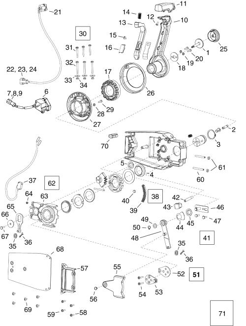 small resolution of quicksilver throttle control wiring diagram wiring library rh 78 kandelhof restaurant de omc throttle control parts omc throttle control box manual