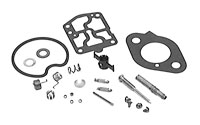 Carburetor rebuild & repair help for Mercury & Mariner