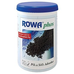 RowaPhos 500 grams available at Marine Fish Shop