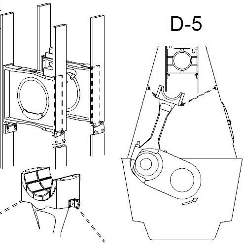 Procedure for Cross Head Bearing Removal for Marine Engine