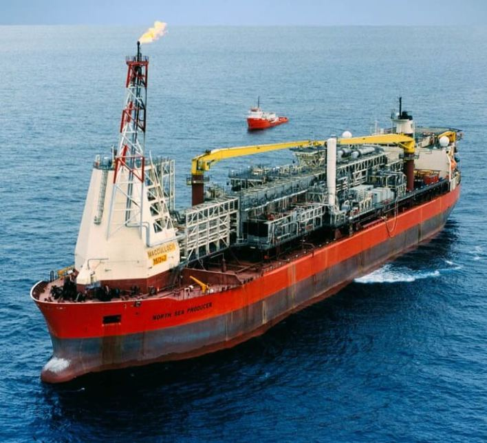 Maersk's Floating, Production, Storage and Offloading Systems (FPSOs): The Fantastic Four