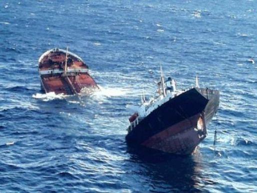 Gruesome Amoco Cadiz Oil Spill