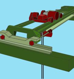 engine room crane [ 1189 x 672 Pixel ]