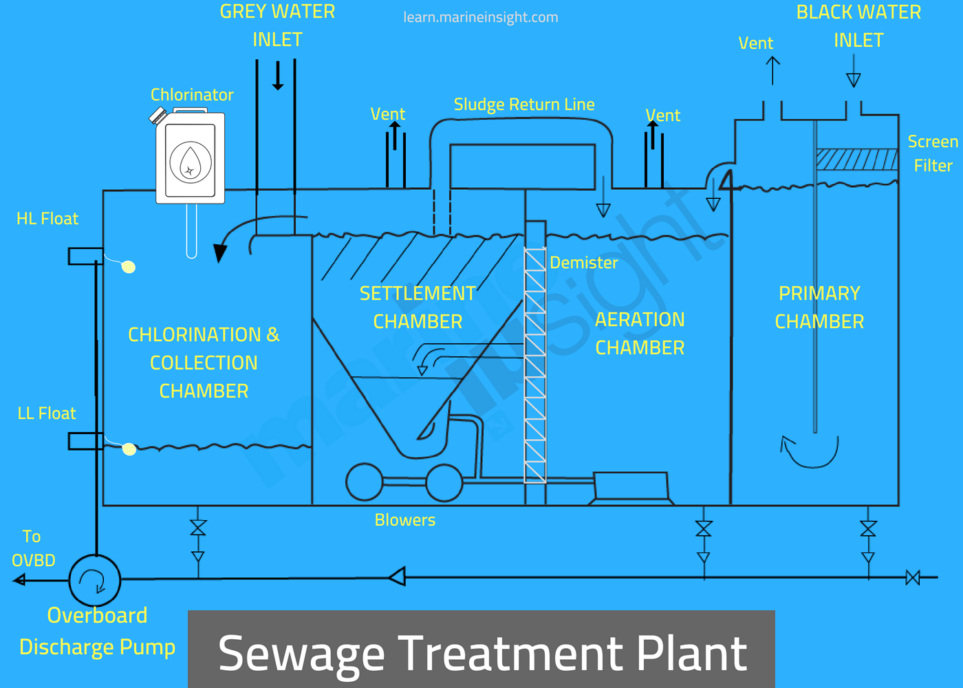 Marpol Annex 4 Explained How To Prevent Pollution From Sewage At Sea
