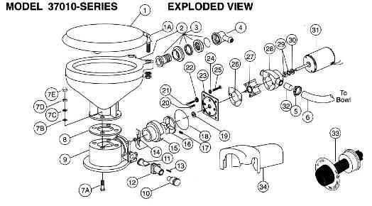 Jabsco Marine Electric Head and Parts PAGE FOR MARINE