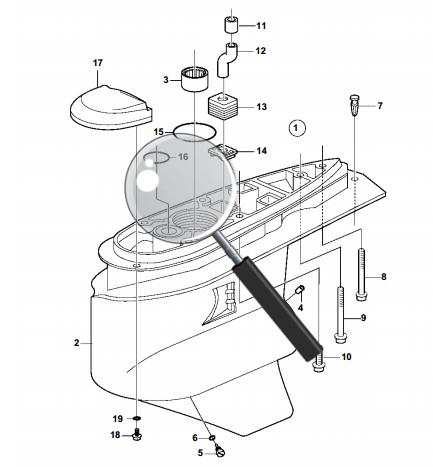 Volvo Penta Sx Diagram Volvo Sterndrive Diagram wiring