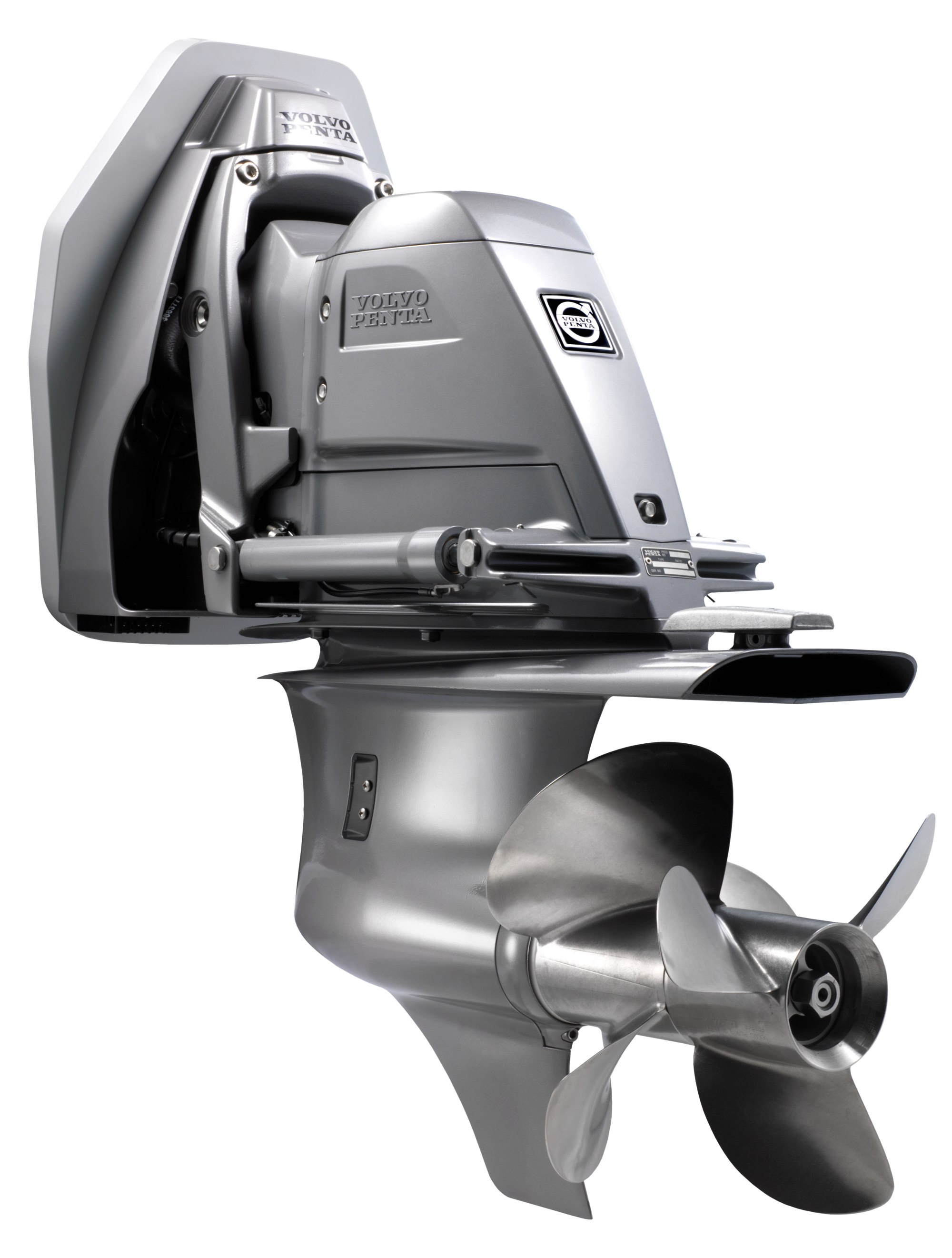 hight resolution of volvo penta outdrive