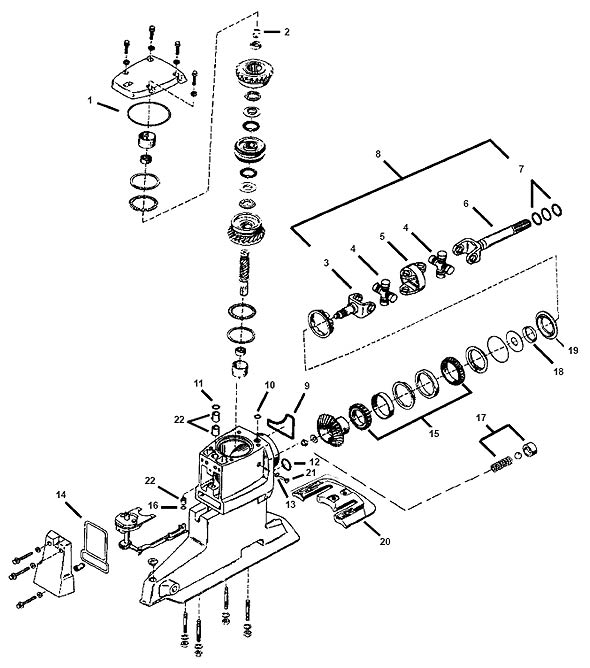 140 Mercruiser Cooling System Diagram, 140, Free Engine