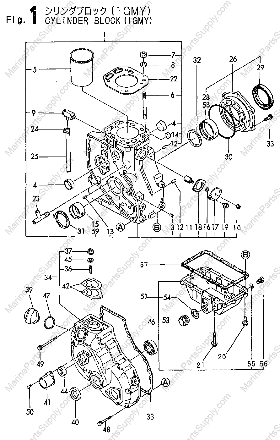 Yanmar Wiring Harness 02 Avalanche Wiring-diagram