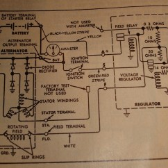 Ford Tractor Ignition Switch Wiring Diagram R33 Skyline Charging System Wiring? - Truck Enthusiasts Forums